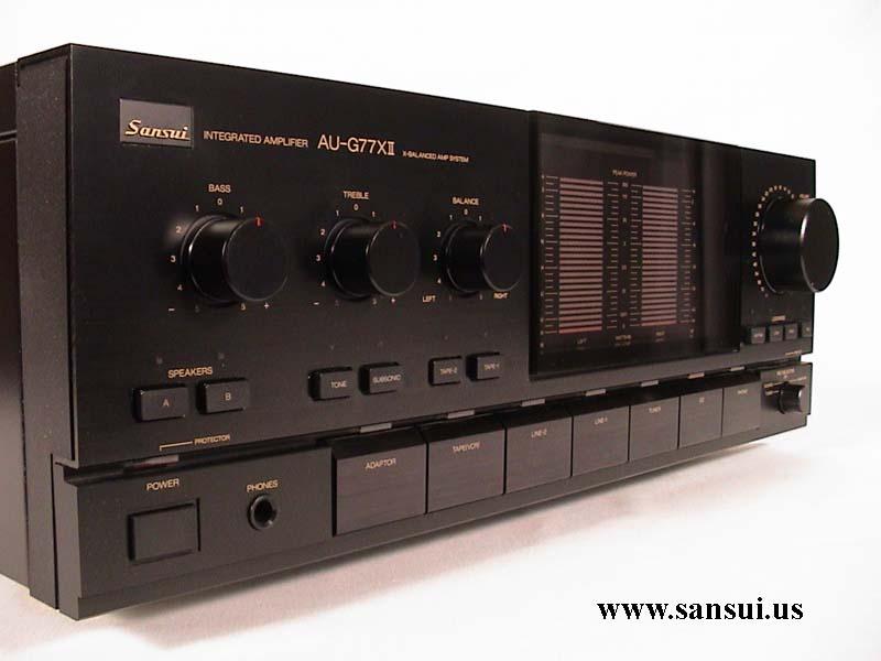 Actualización de Sansui AU G-77x a AU G-77x II AUG77XII_00002