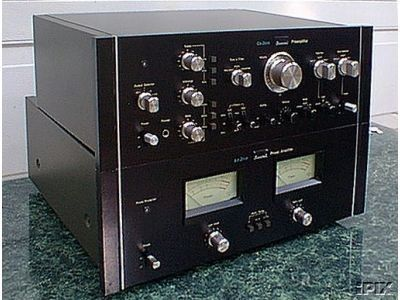 Sansui Amplifier Service