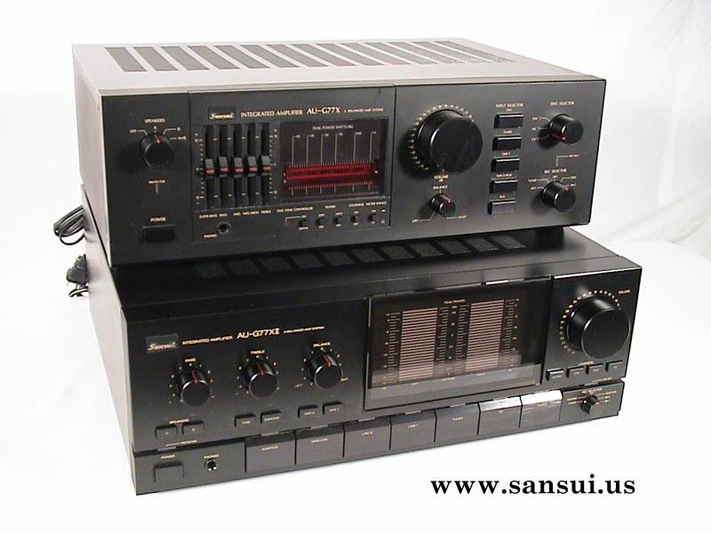 Actualización de Sansui AU G-77x a AU G-77x II G77XvsG77XII_00024